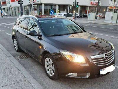 gebraucht Opel Insignia ST 2,0 CDTI DPF Ecotec Start/Stop System