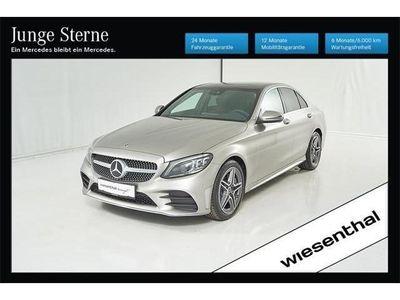 gebraucht Mercedes C200 C-KlasseAut. Limousine,