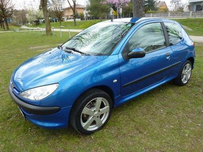 gebraucht Peugeot 206 1,4