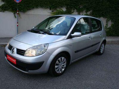 gebraucht Renault Scénic ScenicExpression Luxus 1,6 16V Aut.