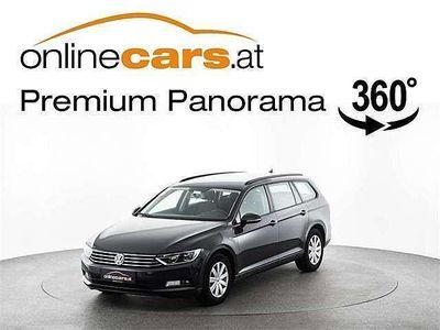 gebraucht VW Passat Variant Trendline 2,0 TDI DSG Kombi / Family Van,