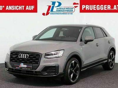 gebraucht Audi Q2 2,0 TDI quattro S-tronic Sport NAVI NP 50.402,-