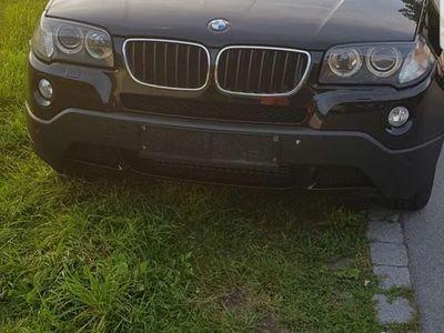 gebraucht BMW X3 2,0d Österreich-Paket Aut.