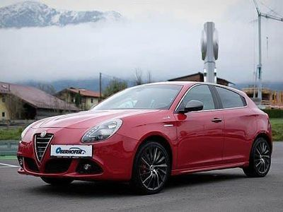 gebraucht Alfa Romeo Giulietta 1.4 TB 120 DISTINCTIVE
