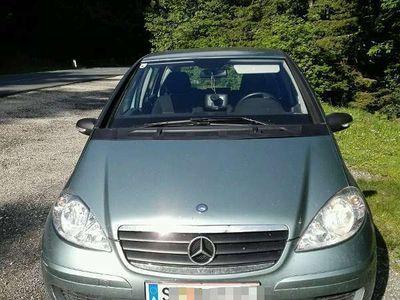 gebraucht Mercedes A180 A-KlasseElegance CDI Klein-/ Kompaktwagen