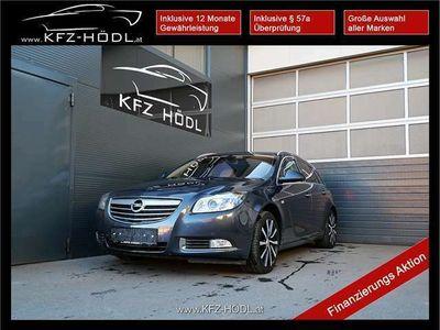 gebraucht Opel Insignia ST 2,0 Cosmo CDTI DPF