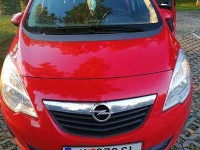 gebraucht Opel Meriva 1,4 Twinport Color