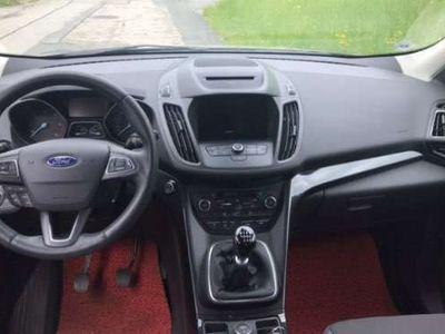 gebraucht Ford Kuga 2,0TD Titanium SUV / Geländewagen