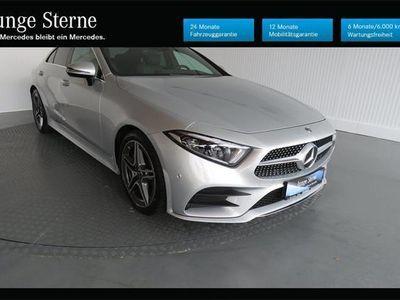 gebraucht Mercedes CLS300 d AMG LINE NEUPREIS: 87.348 €