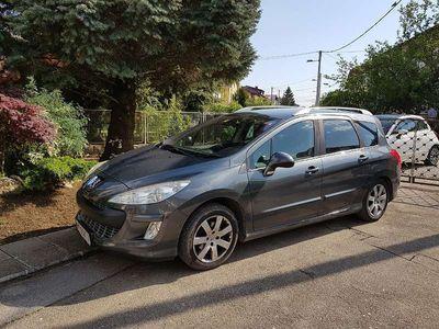gebraucht Peugeot 308 308SW PREM HDi 115 Kombi / Family Van,