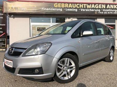 brugt Opel Zafira Style 1,9 CDTI Aut.