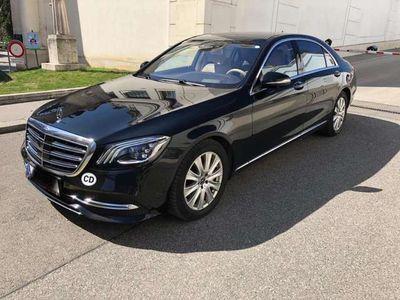 gebraucht Mercedes S560 lang 4MATIC Aut.