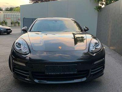 gebraucht Porsche Panamera Facelift Modell 2014 Kombi / Family Van