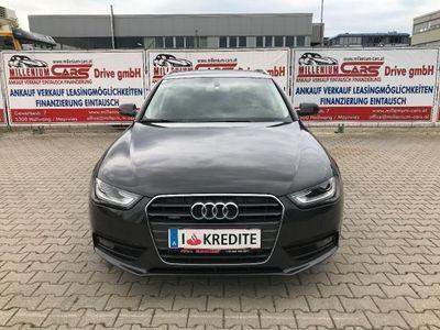gebraucht Audi A4 2,0 TDI quattro DPF