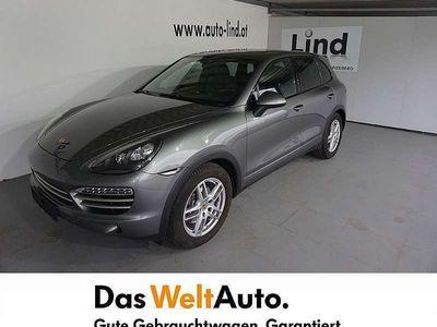 gebraucht Porsche Cayenne II Platinum Edition SUV / Geländewagen