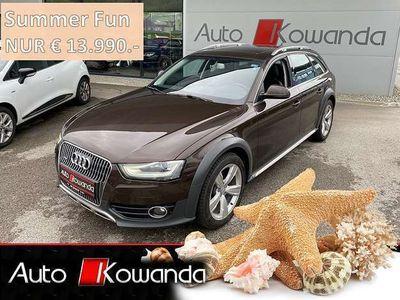 gebraucht Audi A4 Allroad 2,0 TDI Quattro S-Line *Top Ausstatt... Kombi / Family Van