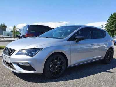 gebraucht Seat Leon FR BlackEditionPLUS TSI