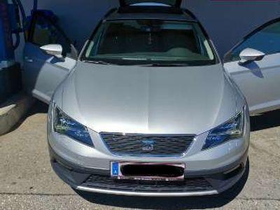 gebraucht Seat Leon X-Perience ST 2,0 TDI CR 4Drive DSG