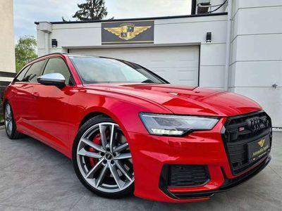 gebraucht Audi S6 Avant TDI quattro // BLACK EDITION // BLICKFANG //