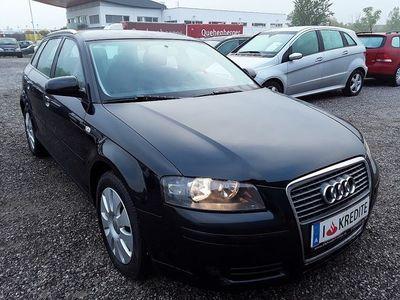 gebraucht Audi A3 Sportback Attraction 1,9 TDI SOFORT FINANZIERUNG MÖGLICH*