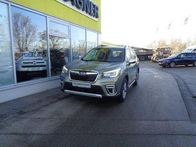 gebraucht Subaru Forester 2.0i e-BOXER Premium