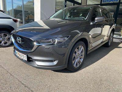 gebraucht Mazda CX-5 CD150 AWD Revolution Aut. SUV / Geländewagen