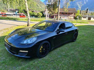 gebraucht Porsche Panamera 4S Sport Chrono Packet