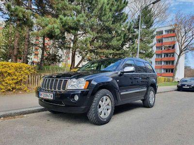 gebraucht Jeep Grand Cherokee 3.0 CRD Automatik Overland
