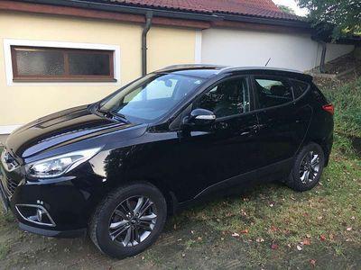 gebraucht Hyundai ix35 iX352,0 CRDi Premium 4WD SUV/Geländewagen SUV / Geländewagen