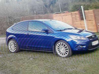 gebraucht Ford Focus 1.6 3T Sportwagen / Coupé
