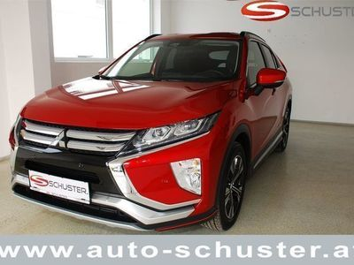 gebraucht Mitsubishi Eclipse Cross 1,5 TC CVT 4WD Intense+ First Editio
