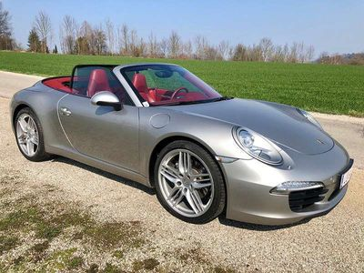 used Porsche 911 Carrera Cabriolet Cabrio DSG / Roadster,