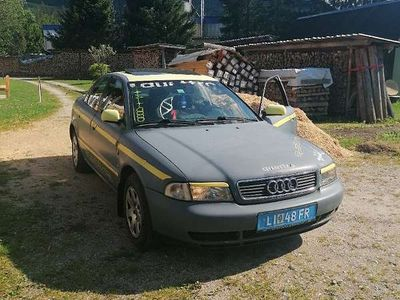 gebraucht Audi A4 2.8 quattro v6 Limousine