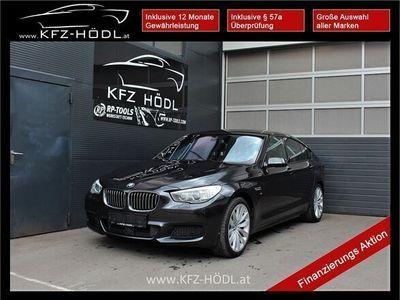 gebraucht BMW 530 Gran Turismo 5er-Reihe d xDrive Österreich-Paket Aut.*... Limousine