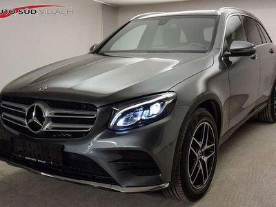 gebraucht Mercedes GLC250 d 4MATIC Aut AMG Line