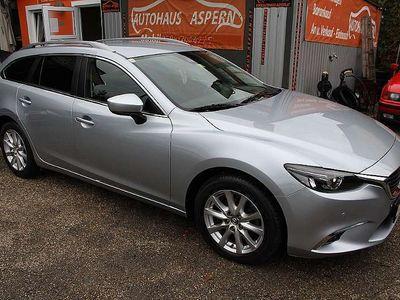 gebraucht Mazda 6 Sport Combi CD150 Attraction AWD Kombi / Family Van