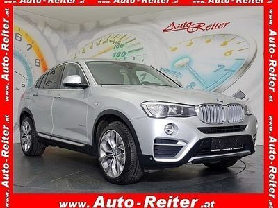 gebraucht BMW X4 xDrive 30d xLine Aut. *NP: ~€ 86.300,-* *LEDER, N