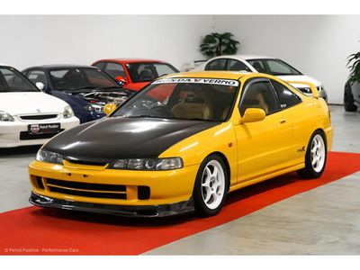 gebraucht Honda Integra Type Rx / Rare Phoenix Yellow / Collectors Car