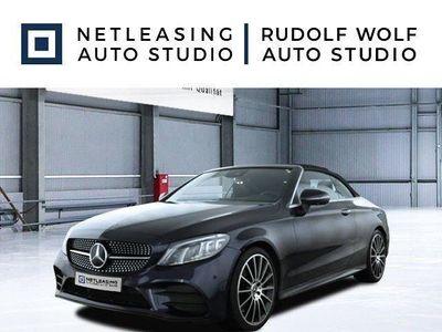 gebraucht Mercedes C300 d Cabrio AMG+FaceL19+High+Night+19''+Multi