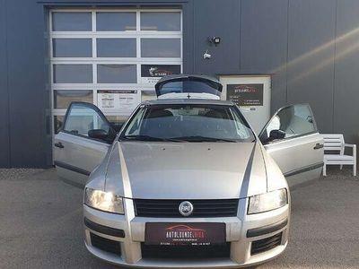 gebraucht Fiat Stilo 1,2 16V Formula Fahrbereit, KLIMA, CITY LENKUNG, 6.Gang Schaltgetriebe, Kein PICKERL Klein-/ Kompaktwagen