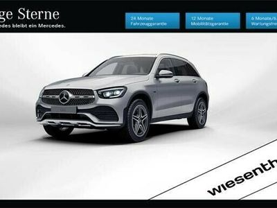 gebraucht Mercedes GLC300 GLC 300de 4MATIC