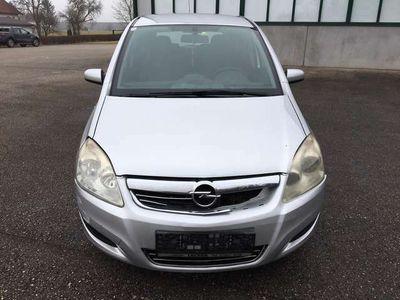 gebraucht Opel Zafira 1.7CDTI, 7-SITZER!! Kombi / Family Van