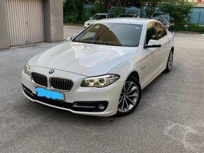 gebraucht BMW 520 5er xDrive Aut.
