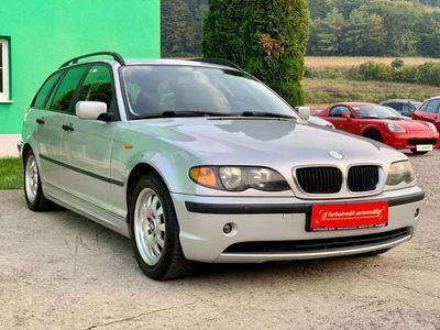 gebraucht BMW 320 3er-Reihe Kombi Diesel *Neues Gutachten ARBÖ*