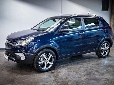 """gebraucht Ssangyong Korando Limited 4WD Aut. """"COOL"""" wenig km"""