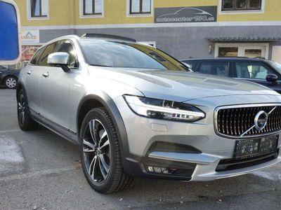 gebraucht Volvo V90 CC T6 AWD Geartronic*LED*Luft*Massage*Pano*MEGAVOLL*