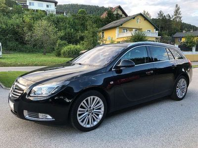 gebraucht Opel Insignia ST 2,0 Cosmo CDTI DPF Aut. Kombi / Family Van