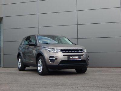 gebraucht Land Rover Discovery Sport 2,0 TD4 4WD Pure Aut. SUV / Geländewagen,
