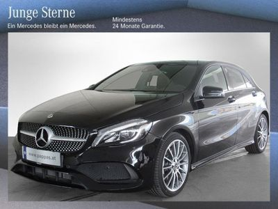 used Mercedes A220 4MATIC