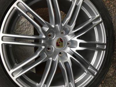 used Porsche Cayenne II S 4,2 Aut.